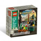 Lego Castle Kingdoms Wizard set 7955 (2010) New Factory Sealed Set!