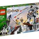Lego Castle Fantasy Era Drawbridge Defense 7079 (2009) New Factory Sealed Set!