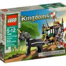 Lego Castle Kingdoms Prison Carriage Rescue 7949 (2010) New Factory Sealed Set!