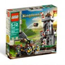 Lego Castle Kingdoms Outpost Attack 7948 (2010) New Factory Sealed Set!
