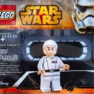 Lego Star Wars Admiral Yularen 5002947 (2015) Factory sealed set!