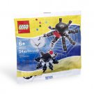 Lego Holiday Halloween Spiders 40021 (2011) New in Polybag!