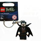 Lego Monster Fighters Lord Vampyre Keychain 850451 (2012) New with Tag!