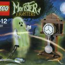 Lego Monster Fighters Ghost 30201 (2012) New! Sealed Polybag!