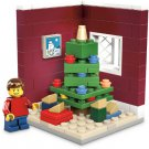Lego 2011 holiday Limited Edition Christmas Tree Set 3300020  New! 1st of 2