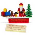 Lego Holiday Magnet Building Set 852742 (2009) New in Package!