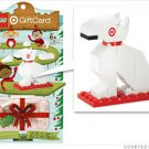 Target Holiday Gift Card Bullseye (2010) New Factory Sealed Set!