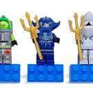 Lego Atlantis Magnet Set 852777 (2009) New Sealed Set!