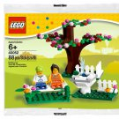 Lego Springtime Scene 40052 (2013) New in Polybag!