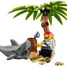 Lego Classic Pirate Minifigure 5003082 (2015) New Sealed Set!