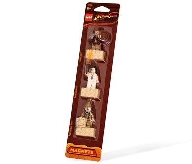 Lego Indiana Jones Marion Henry Minifigure set 852504 (2009) Factory Sealed Set!
