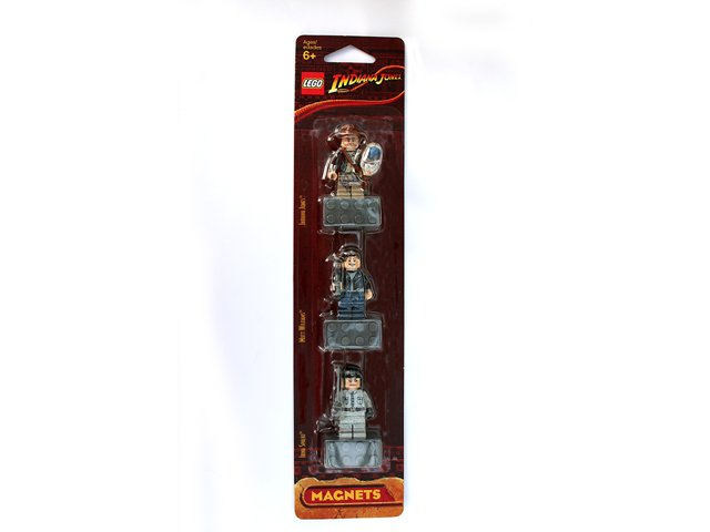 Lego Indiana Jones Mutt Irina Minifigure set 852719 (2009) Factory Sealed Set!