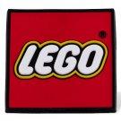 Lego Logo Magnet 853148 (2010) New! Sealed!