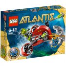 Lego Atlantis Wreck Raider 8057 (2010) New! Sealed Set!