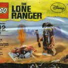 Lego The Lone Ranger Tonto's Campfire 30261 (2013) Factory Sealed Set!