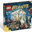 Lego City of Atlantis 7985 (2011) New! Sealed Set!