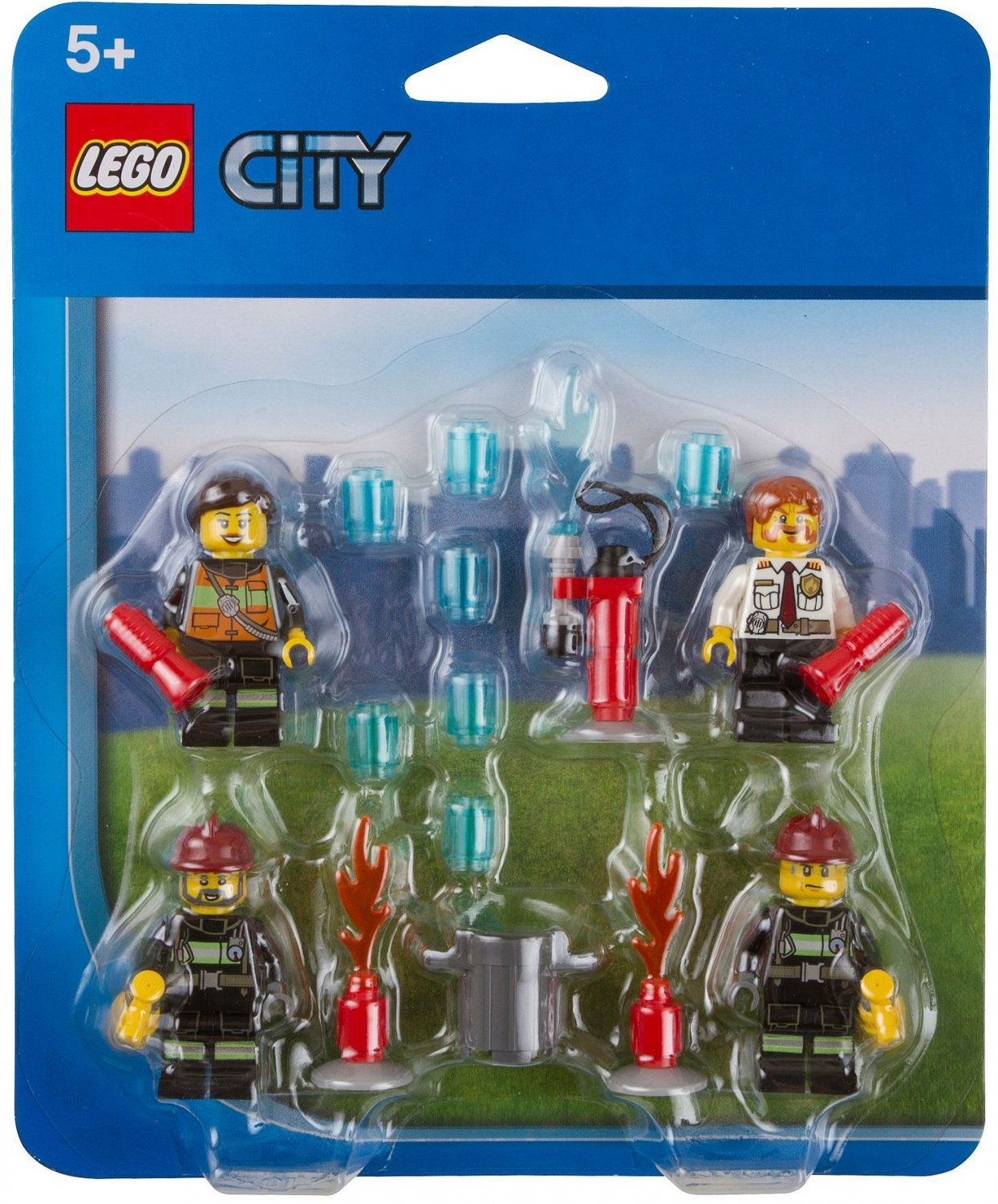 Lego City Fire Accessory Pack 850618 (2013) New on Blister Pack!