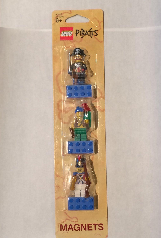 Lego Pirates Pirates Minifigure set 852543 (2009) Factory Sealed!