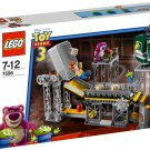 Lego Toy Story 3 Trash Compator Escape 7596 (2010) New Factory Sealed Set!