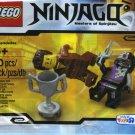 Lego Ninjago 5002144 Battle Pack (2014) New Factory Sealed Set!