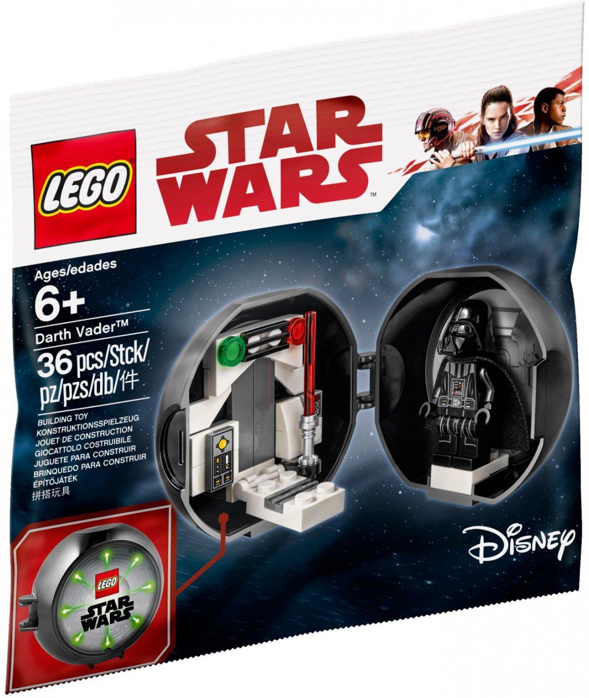 Wars Darth Pod Vader Star 50053762017NewSealed Polybag Lego uTF1c3lJK