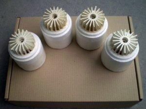 GI-7B Tube Russian Tubes Set of 4 New in box
