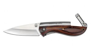 Pocket Knife with Wood Handle (Paradise Knives)