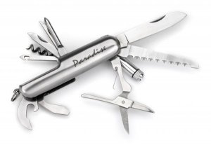 Multi-Function Camping Knife