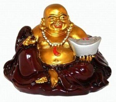 Dual Tone Buddha Statue