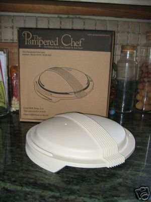 Pampered Chef   Deep Dish Baker Lid