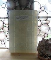 2lb Melt and pour Clear Soap Base