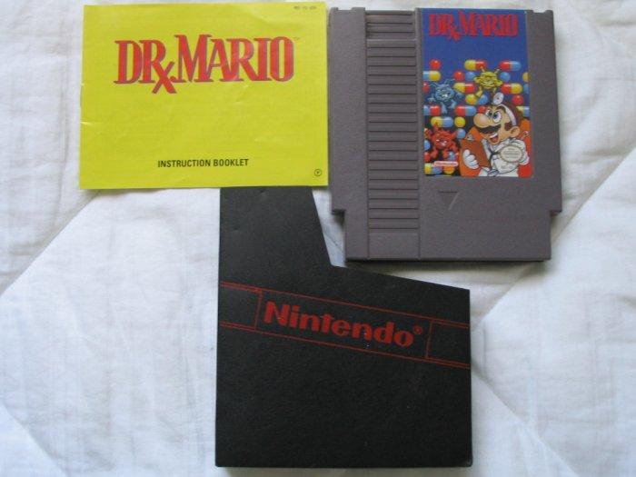 Dr Mario - NES Nintendo Entertainment System Cartridge Game