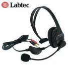 LABTECH CLEARVOICE HEADSET/BOOM MIC