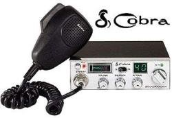 COBRA 21LTDST(R) CLASSIC 40 CHANNEL CB RADIO - (Refurbished)