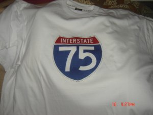 Interstate 75 T-Shirt