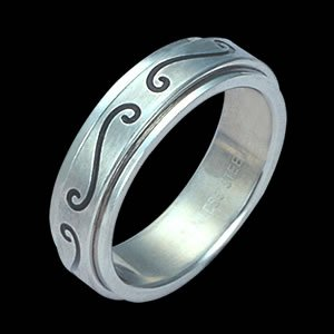 Spinner Ring Design (SSRSP-5)