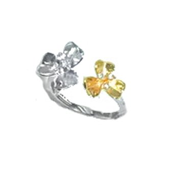 Colored Sterling Silver with CZ (231627)