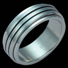 Stainless Steel Spinning Ring (SSRSP-7)