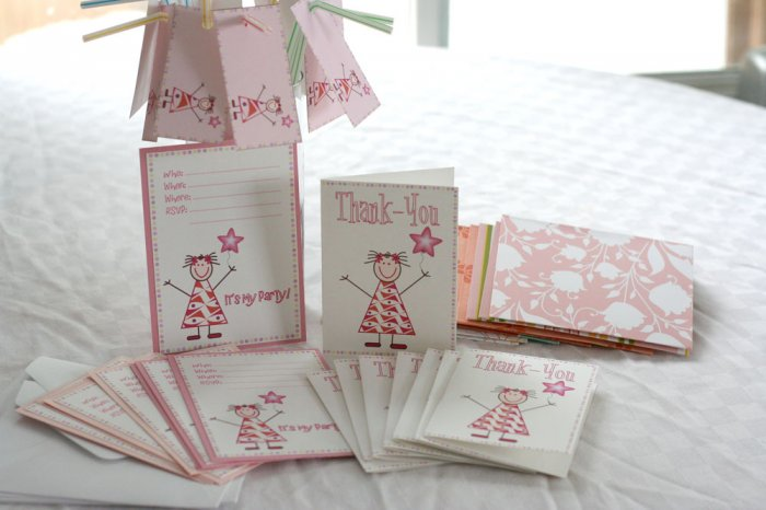 Girls Birthday Party Package