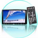 Car AV + DVD Player - 7 Inch Touch Screen Display + Bluetooth