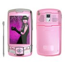 "Nautilus"" Bluetooth 3 inch TFT Touch Screen PDA 2.0 Mega Camera MP4 MP3 Mobile Phone -pink"