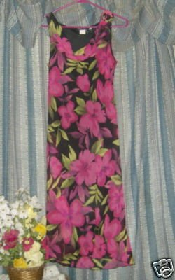 VINTAGE RAMPAGE 70S-80S EVENING FORMAL LAYERED DRESS 7