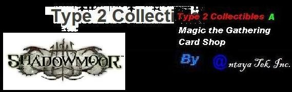 Type 2 Collectibles