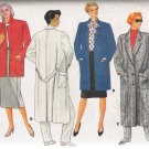 Misses' Loose-Fitting Coat Sewing Pattern Size 18 Butterick 3422 UNCUT