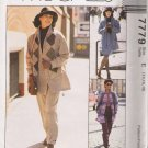 Misses' Jacket Pants Skirt Sewing Pattern Size 14-18 McCall's 7779 UNCUT