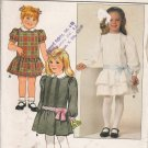 Children's Dress Sewing Pattern Size 5 Butterick 6713 UNCUT