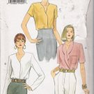 Misses' Blouse Sewing Pattern Size 6-10 Vogue 9011 UNCUT
