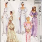 Misses' Bridal & Bridesmaids Gown Wedding Sewing Pattern Size 8-12 McCall's 3534 UNCUT