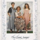 Classic Jumper & Blouse Sewing Pattern Size P-XL Four Corners 5280 UNCUT