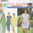 Women's Tunic & Skirt Sewing Pattern Size 18-24 Simplicity 8535 UNCUT